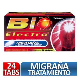 Bio Electro Migraña (250 g/250g /65 g)
