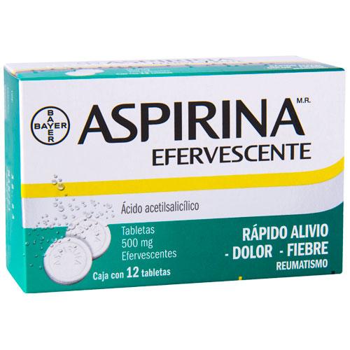 Comprar Aspirina Bayer Efervescente