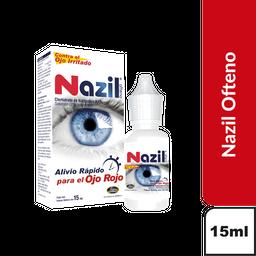 Nazil Sophia Ofteno 15 Ml Solución Gotero Nafazolina 1 Mg