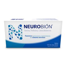 Neurobión Tab Neurobion (100 Mg)