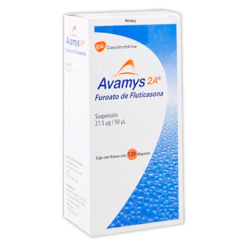 Comprar Avamys 2a suspension (27.5 μg)