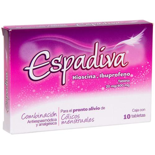 Comprar Espadiva Protein Digestivo 10 Tableta(S)Butilhioscina 20 Mg