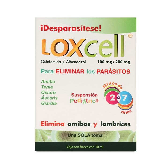 Comprar Loxcell (100Mg/200Mg)