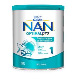 Nan Formula Lactea Para Bebe Optimal Pro 1