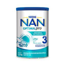 Nan Formula Lactea Infantil Optipro 3