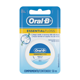 Oral B Hilo dental Sin cera 50M