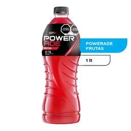 Powerade Bebida Rehidratante Sabor Frutas