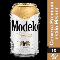Modelo Especial Cerveza Lata