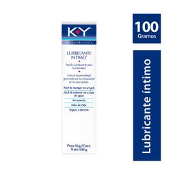 K-Y Lubricante en Gel Para Zona Íntima