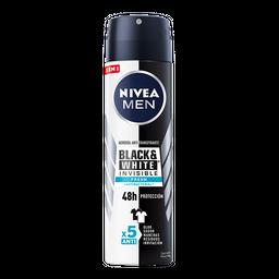 Nivea Antitranspirante Men Invisible Fresh Spray