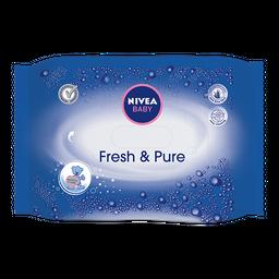 Nivea Toallita Humeda Baby Fresh & Pure