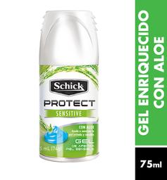 SchickGel Para Afeitar Protect Sensitive