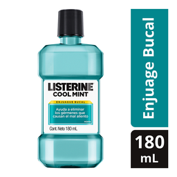 Listerine Enjuague BucalCool Mint