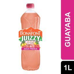 Bonafont Juizzy Agua Con Jugo Juzzy Guayaba