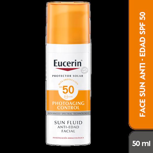 Eucerin Sun Fluido Anti-Edad FPS 50+