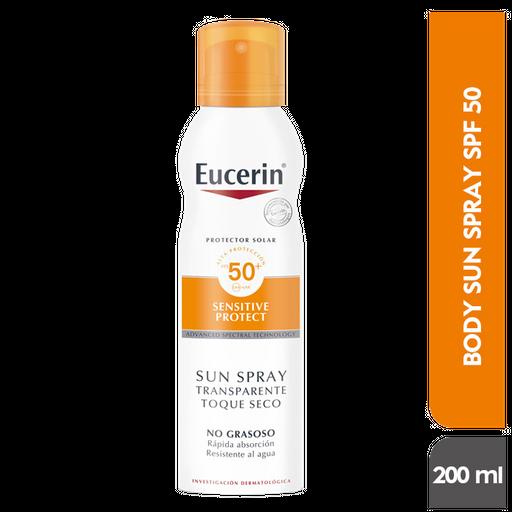 Eucerin Sun Spray Toque Seco FPS 50+