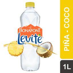 Levité Agua Saborizada  Piña Coco