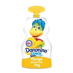 Queso Petit Suisse Danonino Con Mango 70G