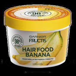 Garnier Fructis Mascarilla Hair Food Banana