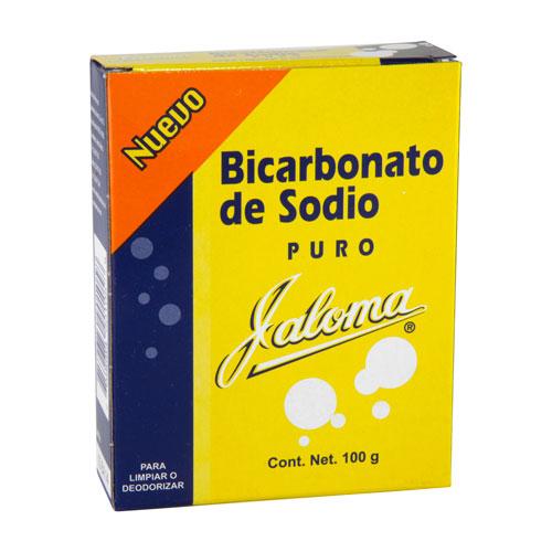 Comprar Jaloma Bicarbonato de Sodio Puro Polvo
