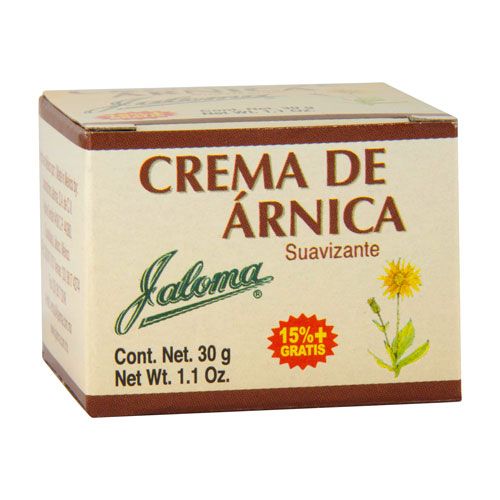 Comprar Crema de Arnica