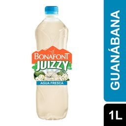 Bonafont Juizzy Agua Saborizada Juizzy Guanabana