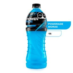 Powerade Bebida Rehidratante Sabor Moras