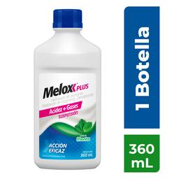 Melox Plus Susp Menta