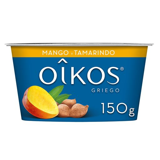 Oikos Yoghurt Griego Sabor Mango y Tamarindo