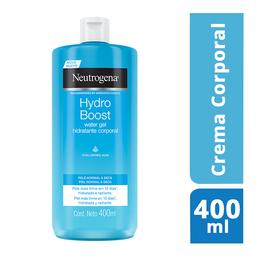 Crema Corporal Neutrogena Hydroboost En Gel 400Ml