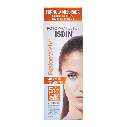 Isdin Fotoprotector 50 Fusion Water