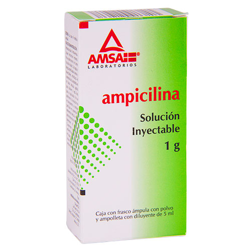 Comprar Ampicilina (1 G)
