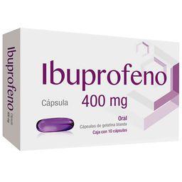 Ibuprofeno Eufenil Forte (400 Mg)