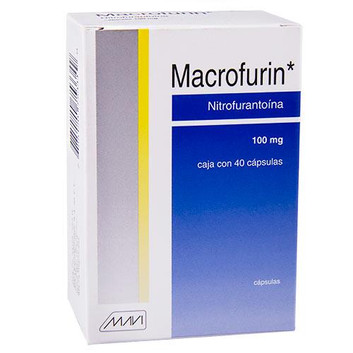 Comprar Macrofurin (100 Mg)