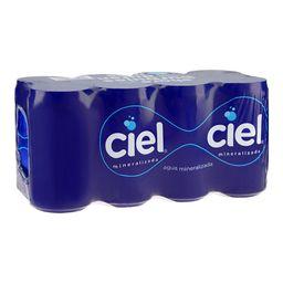 Ciel Agua Natural Mineralizada 8 Pack
