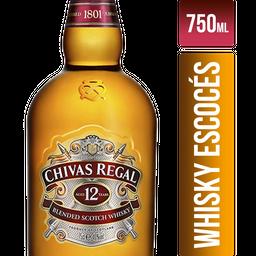 Chivas Regal 12 Años Whisky