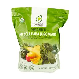 Ultra Organics Jugo Verde