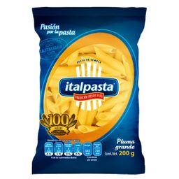 Pasta Italpasta Pluma Chica 18 g