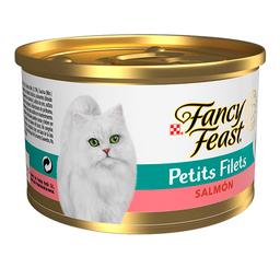 Alimento Húmedo Fancy Feast Petits Filets Salmón 85 g