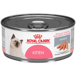 Alimento Húmedo Royal Canin Kitten Loaf in Sauce Lata 165 g