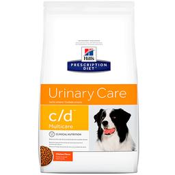 Croquetas Hill's Prescription Diet Cuidado Urinario Dog 1.5 Kg