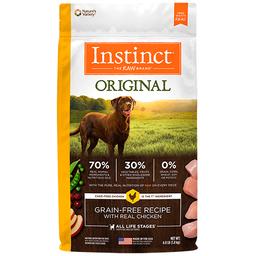 Instinct Alimento Para Perro Libre De Granos De Pollo