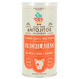 Un Dos Treats Premio Sabor Enchilada