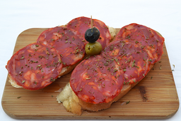 Tapa Chorizo