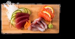 Sashimi de Salmón Corte Grueso