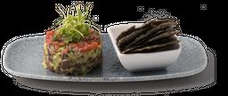 Avocado Tuna Tataki