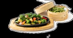 Bento Teppanyaki