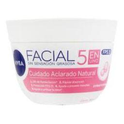 Crema Facial Nivea Cuidado Aclarado Natural