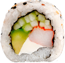 2x1 California Camarón Roll