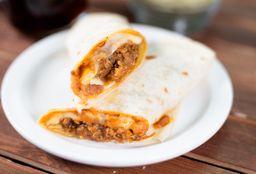 Burrito Chicharrón Prensado